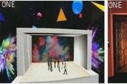 파리에 기생충·방탄소년단 가상현실로 떴다